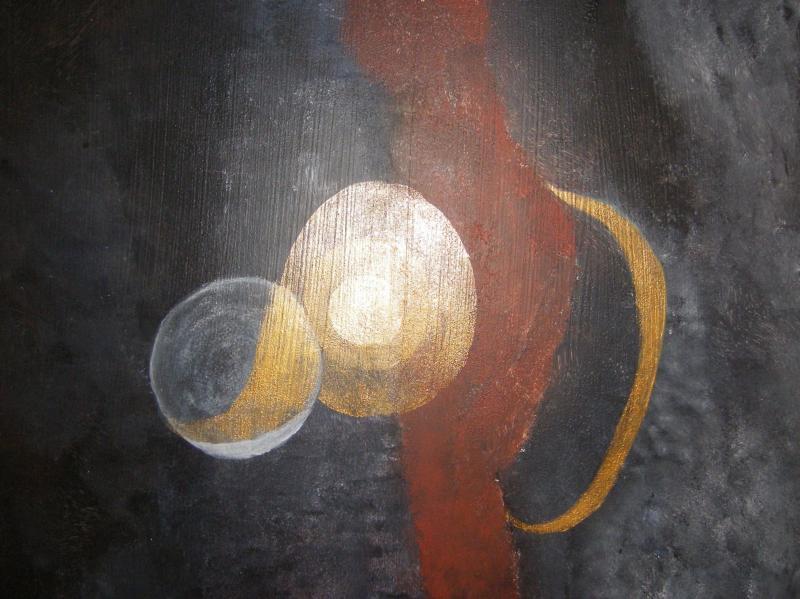 Tavla av Britta Gustafsson